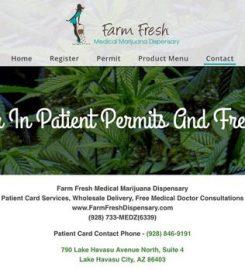 Farm Fresh Medical Marijuana Dispensary