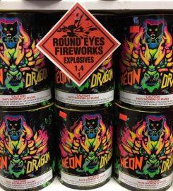 Round Eyes Fireworks