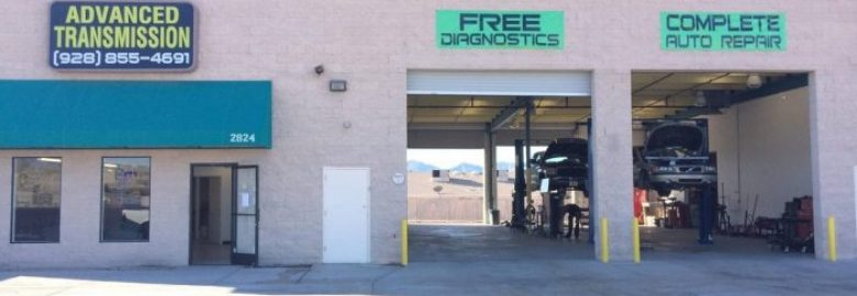 Advance Transmission & Auto Center