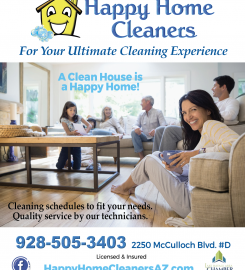 Happy Home Cleaners