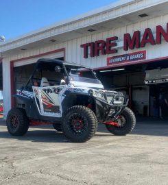 Tire Man of Lake Havasu
